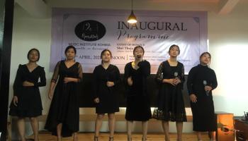 Nagland formal music school