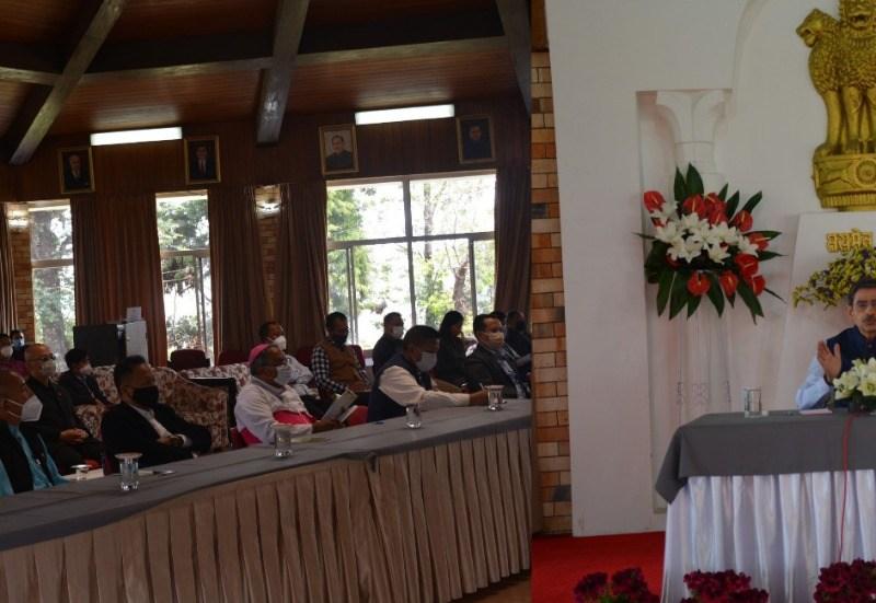 Nagaland governor RN Ravi