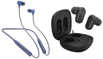Nokia wireless earbuds Bluetooth neckband