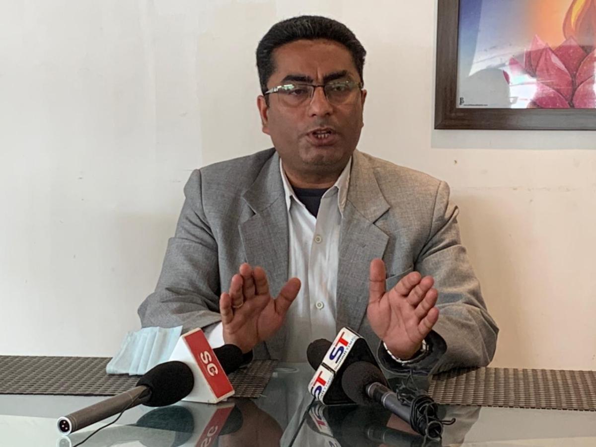 Sikkim BJP says 'indebted' to Bimal Gurung