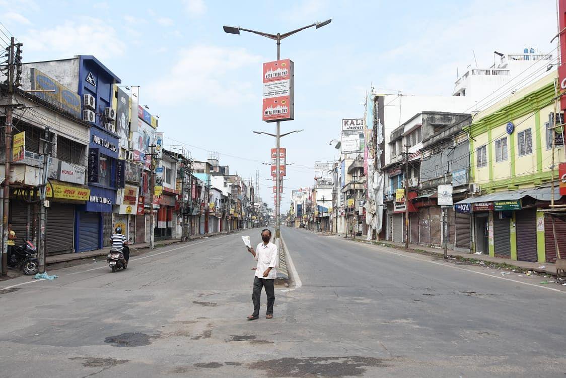 Tripura curfew