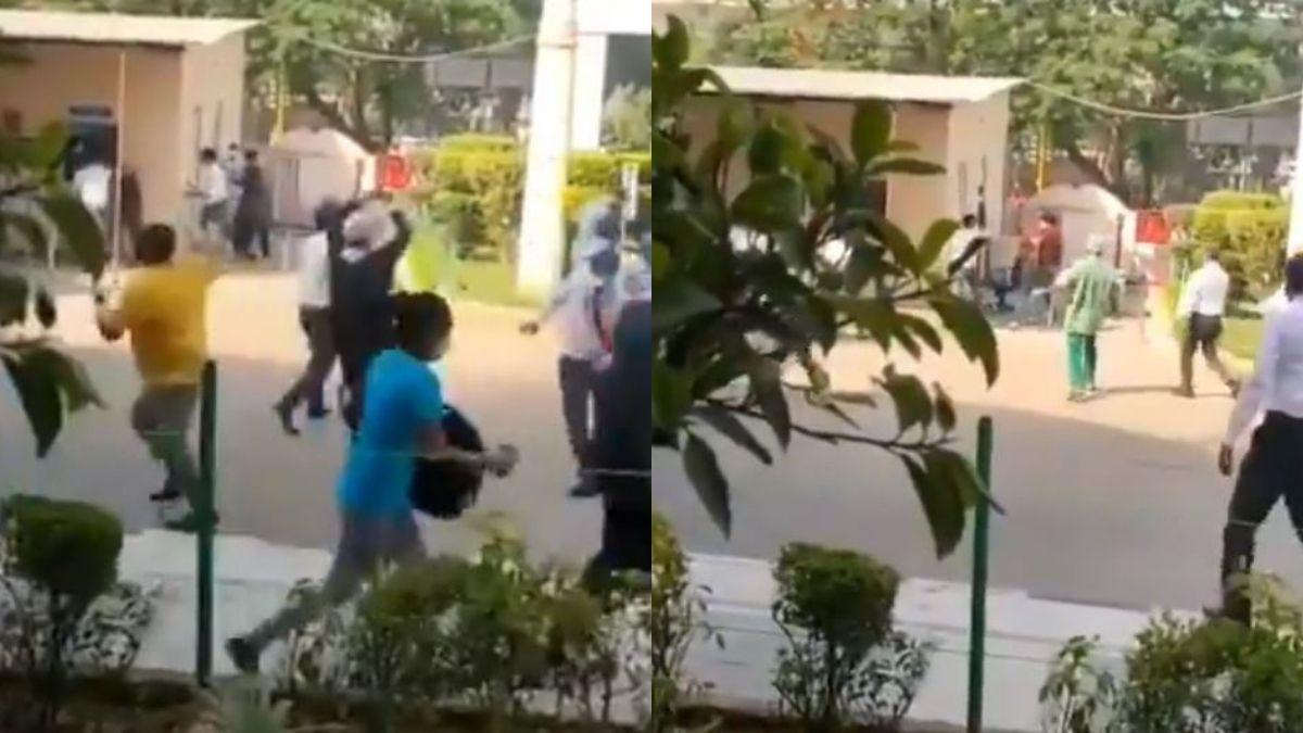 Delhi Apollo Hospital attack