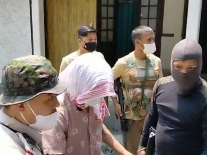 3rd kidnapped ONGC employee still in captivity of ULFA(I): Assam Police