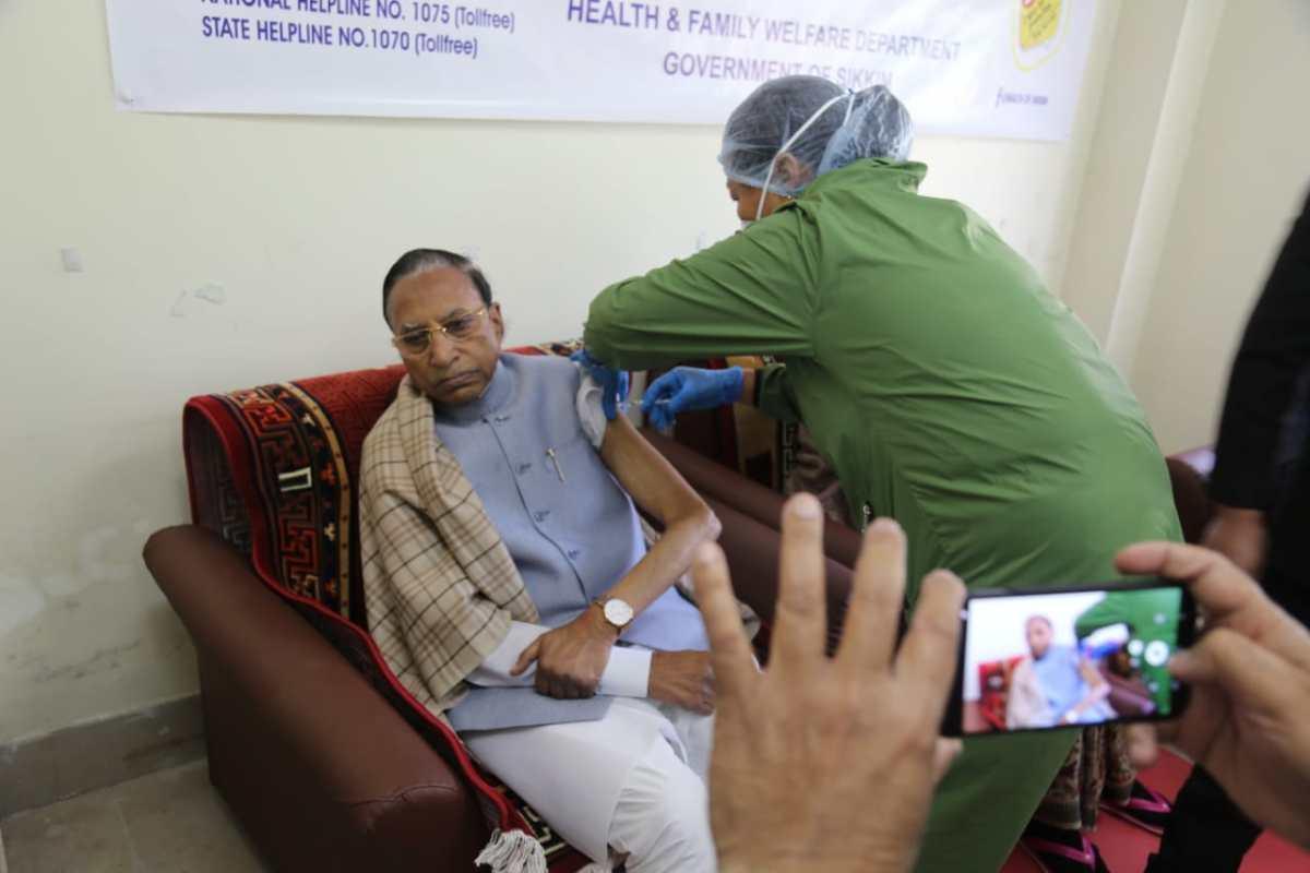Sikkim Governor Ganga Prasad tests COVID-19 positive