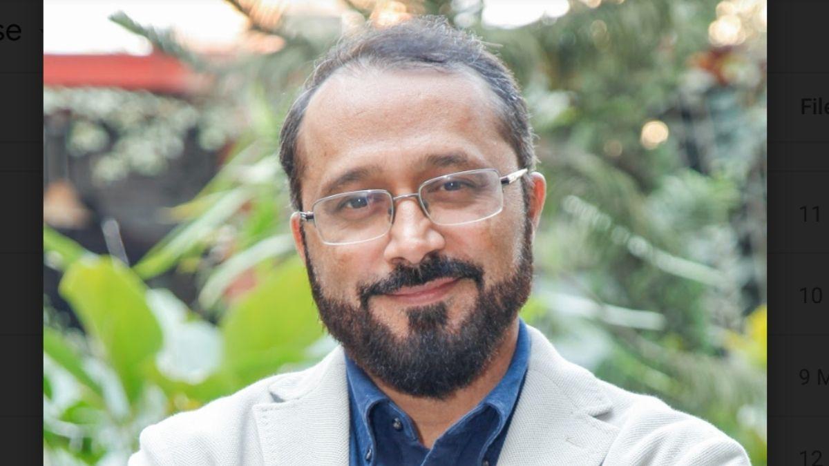 Northeast scribe Bidhayak Das appointed as 1st Int'l Democratic Goodwill Ambassador