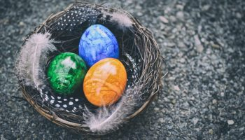 Happy Easter! Check out some innovative and simple DIYs for Easter