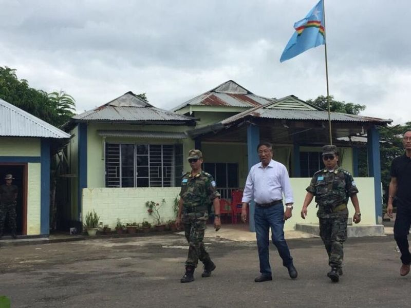 nscn-m chief thuingaleng muivah