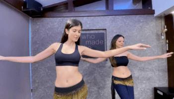 Watch: Shanaya Kapoor's belly dance skills is winning million hearts