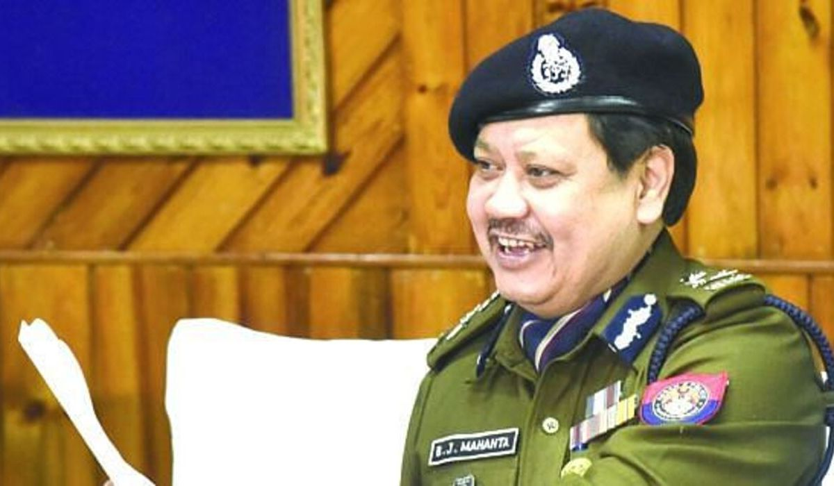 Outrage as Assam DGP says will book COVID-19 SOP violators for murder