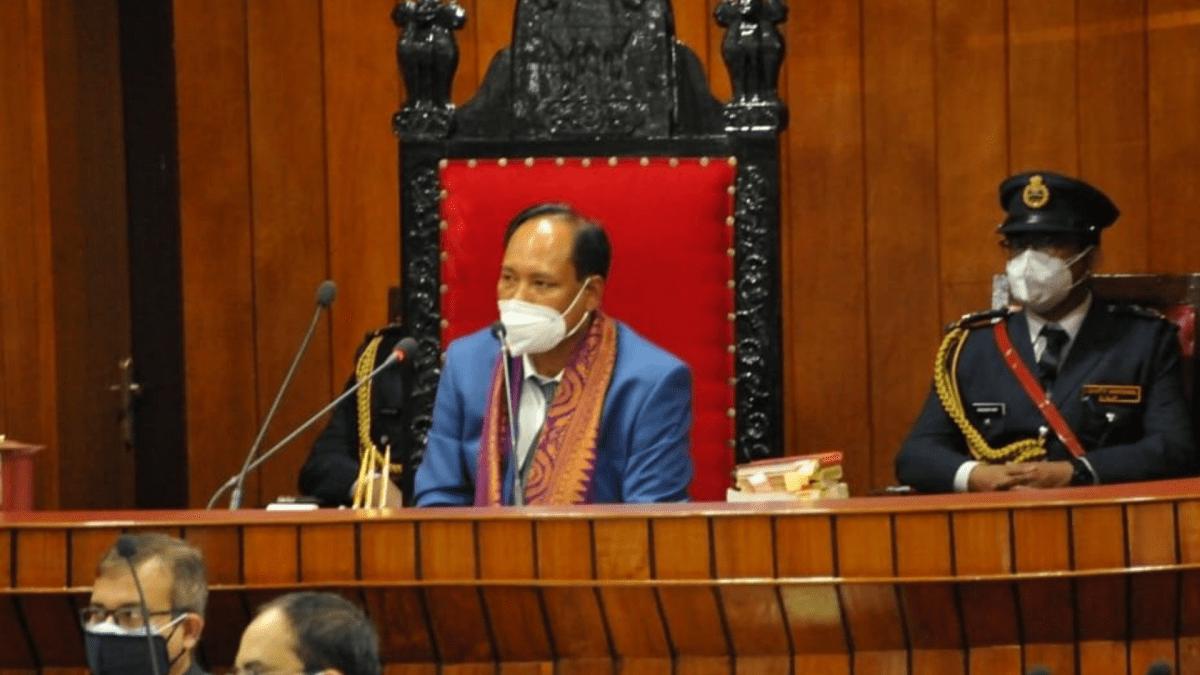 BJP legislator Biswajit Daimary becomes new Assam Assembly Speaker
