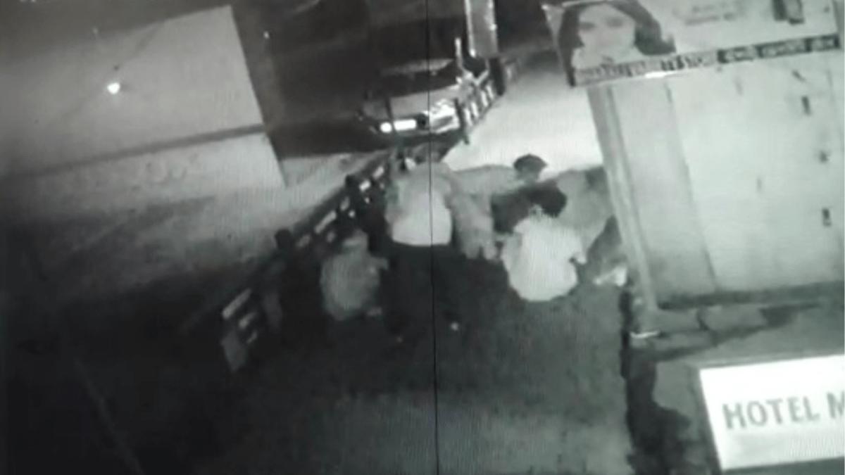 Caught on camera: Burglars wearing PPE kit rob store in Guwahati