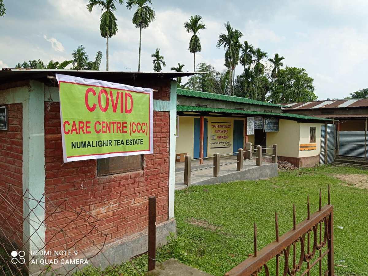 Covid-19 in Assam