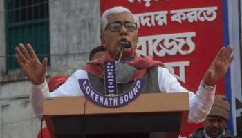 Stop misusing 'Shree Ram's' name, let people work for COVID-19 relief: Ex-Tripura CM