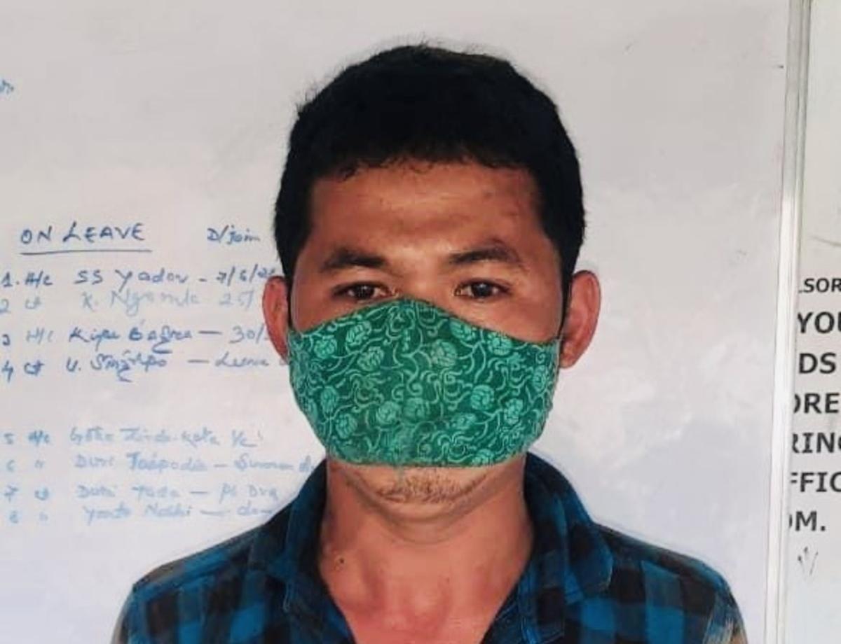 Arunachal Pradesh: Man held for impersonating cop in Likabali