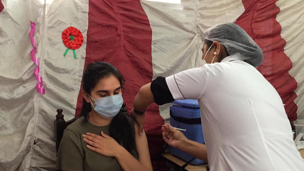 Watch: Meghalaya starts COVID-19 vaccination of 18-44 age group