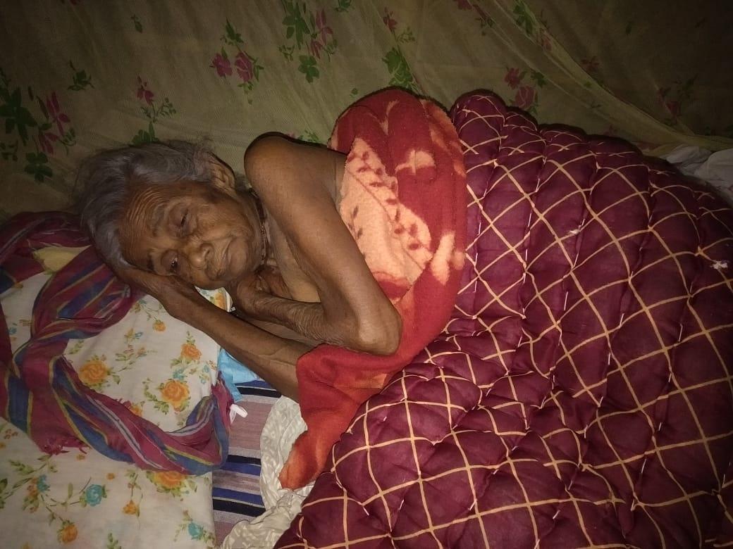 Snehalata Dutta, 91, returned home after fighting COVID-19