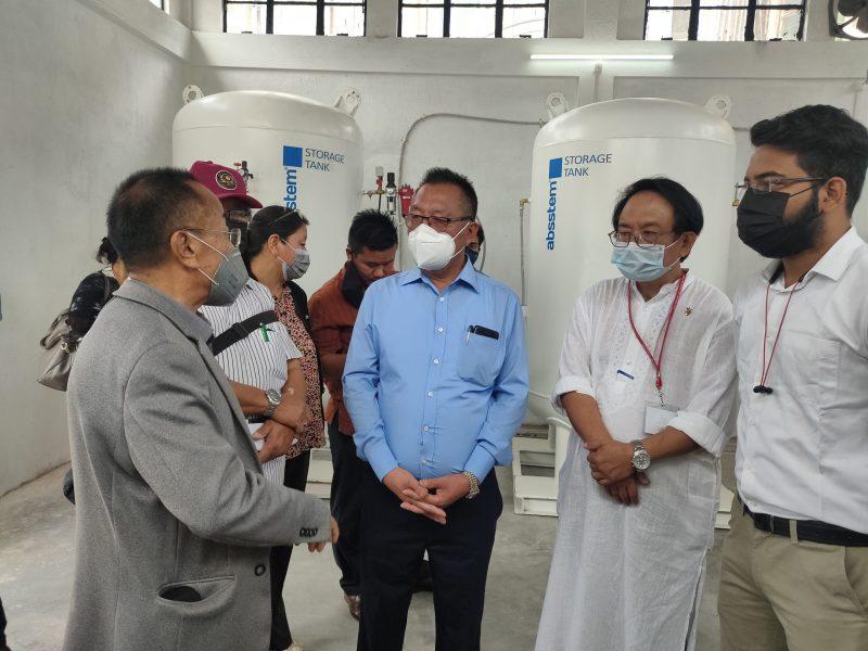 Nagaland gets its 1st PSA oxygen generation plant in Kohima