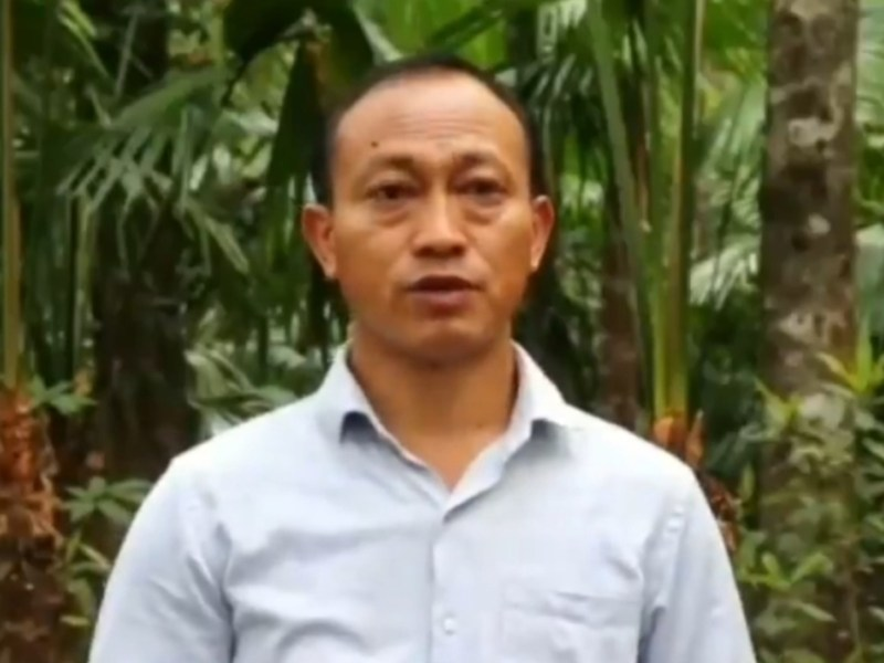 Nagaland conservationist Y Nuklu Phom wins Whitley Award 2021