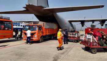 Indian Armed Forces fully prepared to face off against Cyclone Yaas