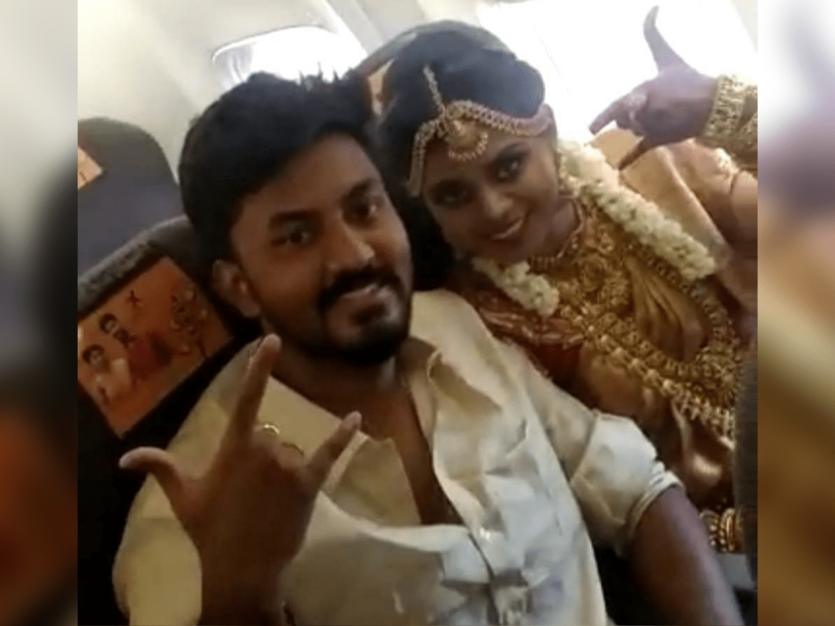 DGCA orders strict action against couple who got married in the air