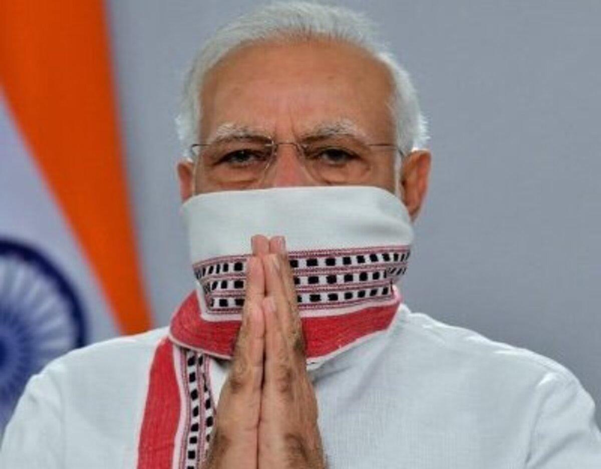 Leaders of Lanka, Nepal wish PM Modi on his 71st birthday