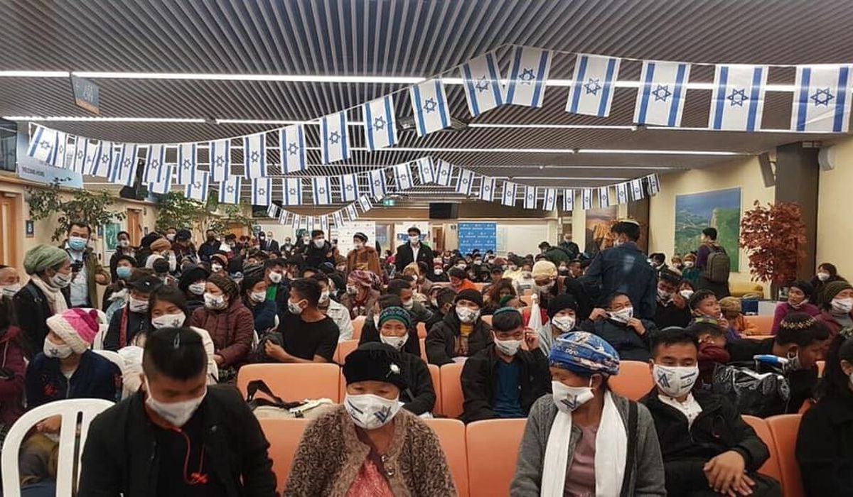 160 Indian Jews immigrate to Israel, several left behind after testing positive