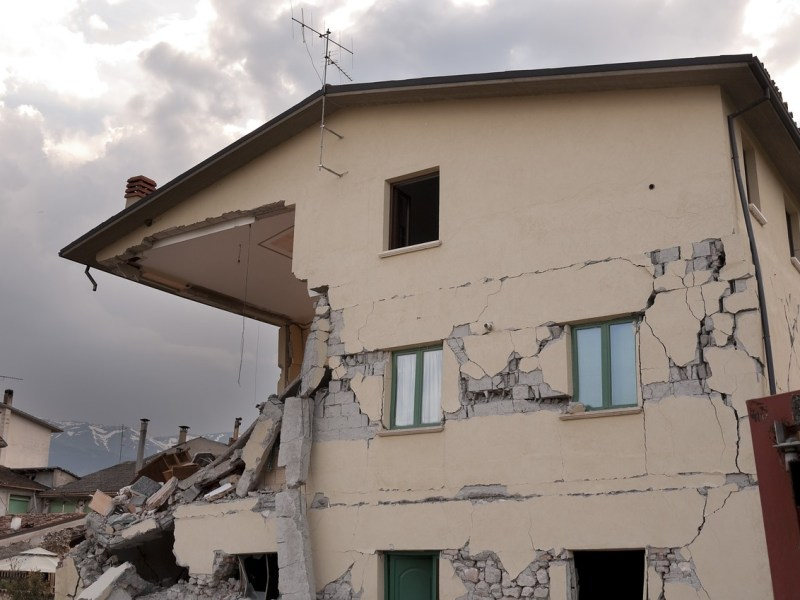 Earthquake rattles Nepal, dozens of houses flattened; injuries reported