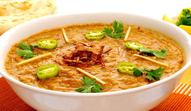 Eid-ul-Fitr dishes