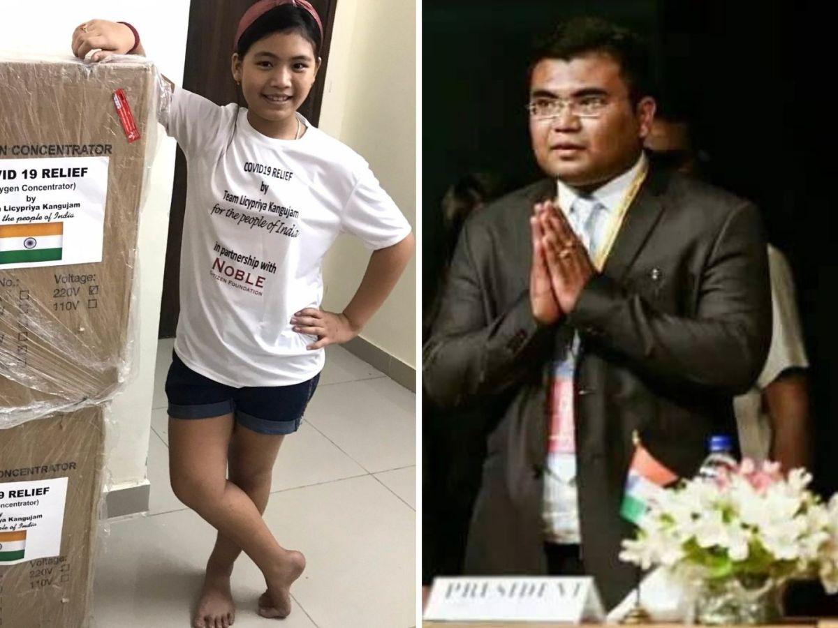 Arrested 'conman' Kangujam Kanarjit Singh brought back to Manipur