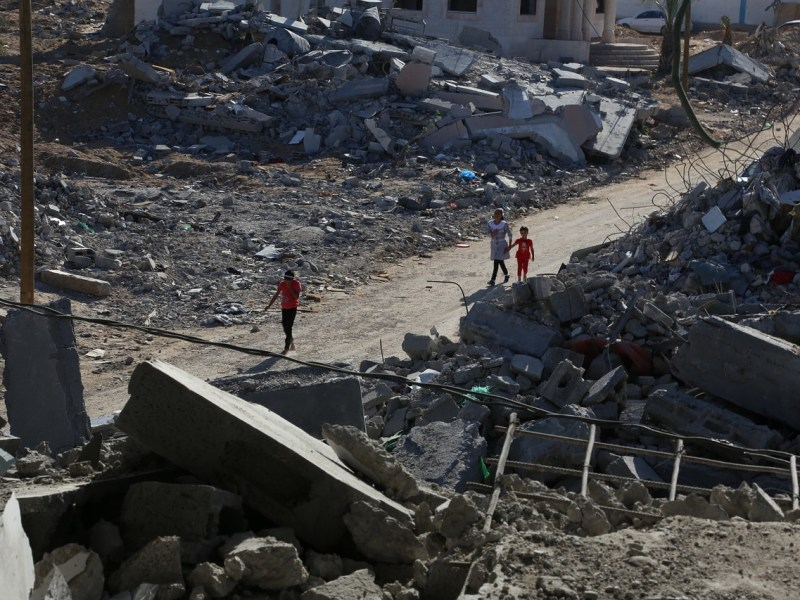 Israel unleashes strikes after vowing to press on in Gaza