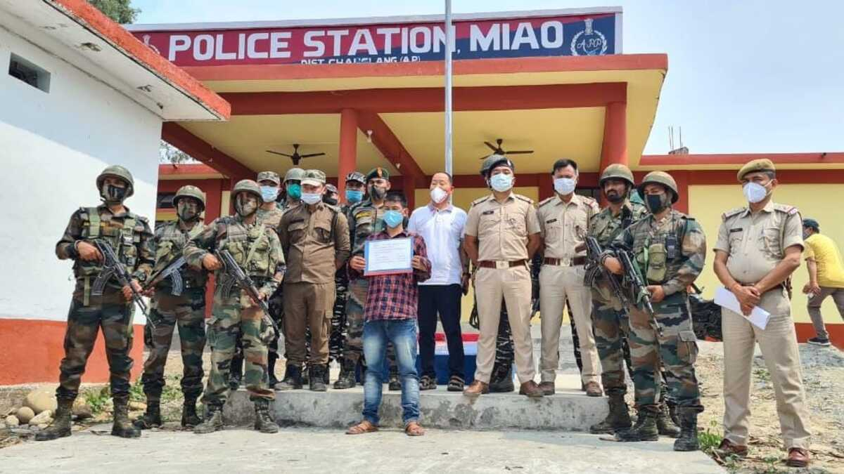 One NSCN(K) cadre surrenders in Arunachal Pradesh
