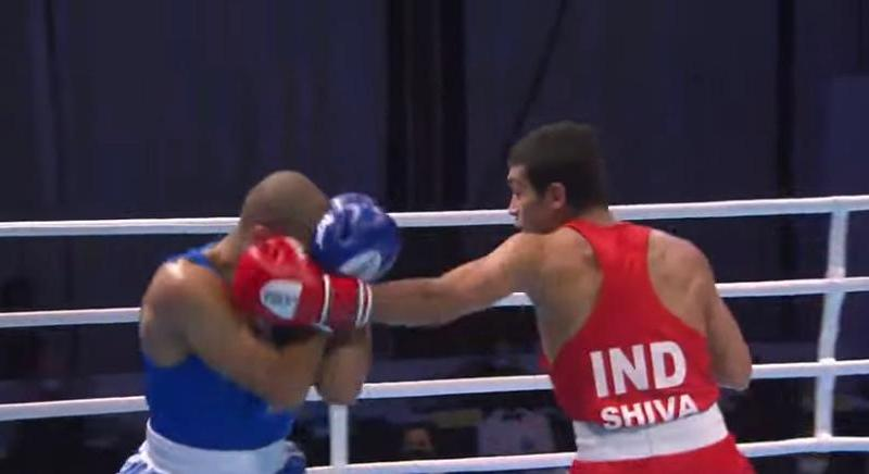 Asian Boxing: Shiva Thapa secures 5th successive medal