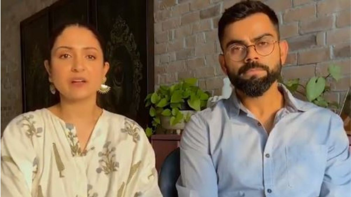 Anushka Sharma, Virat Kohli raise over Rs 11 crore for COVID-19 relief