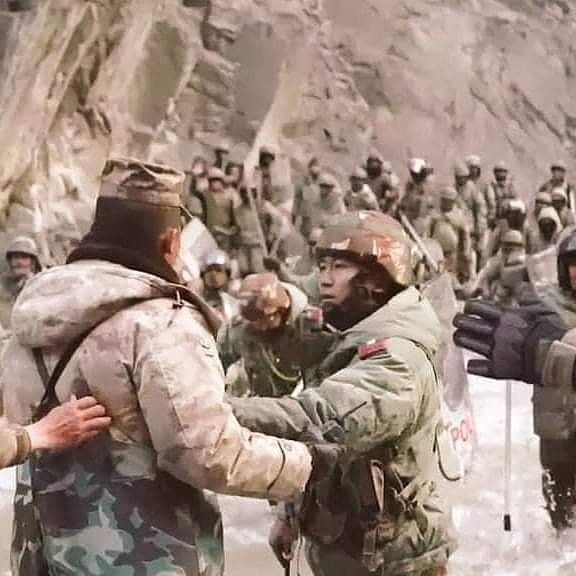 Galwan Valley incident