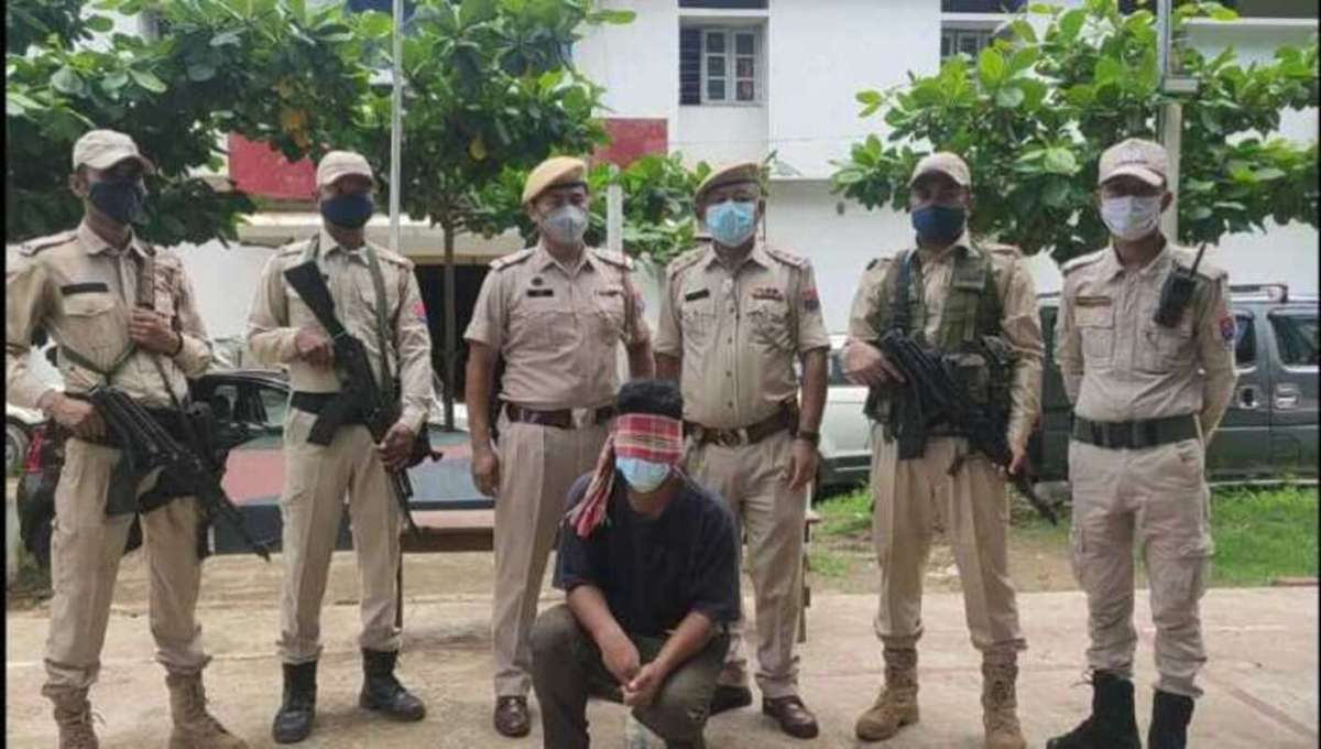 Manipur: Man on the run finally arrested for sexual assault of minor in Moreh