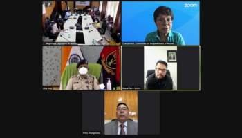 MLA rape case: Meghalaya women empowerment panel holds meeting with DGP