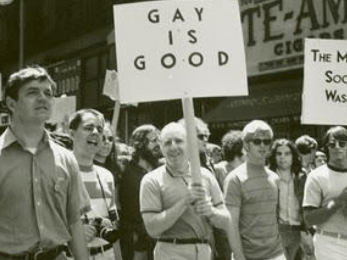 """Here's why Google featured """"Father of gay rights movement"""" Frank Kameny today"""