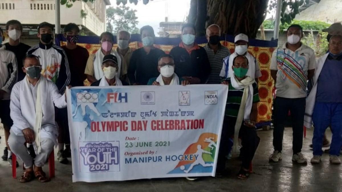 International Olympic Day: Promote sporting spirit, says Manipur Hockey