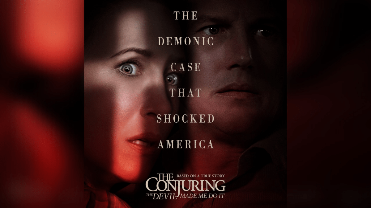The Conjuring 3: Recreated with honesty and skills but lacks the punch that it needed