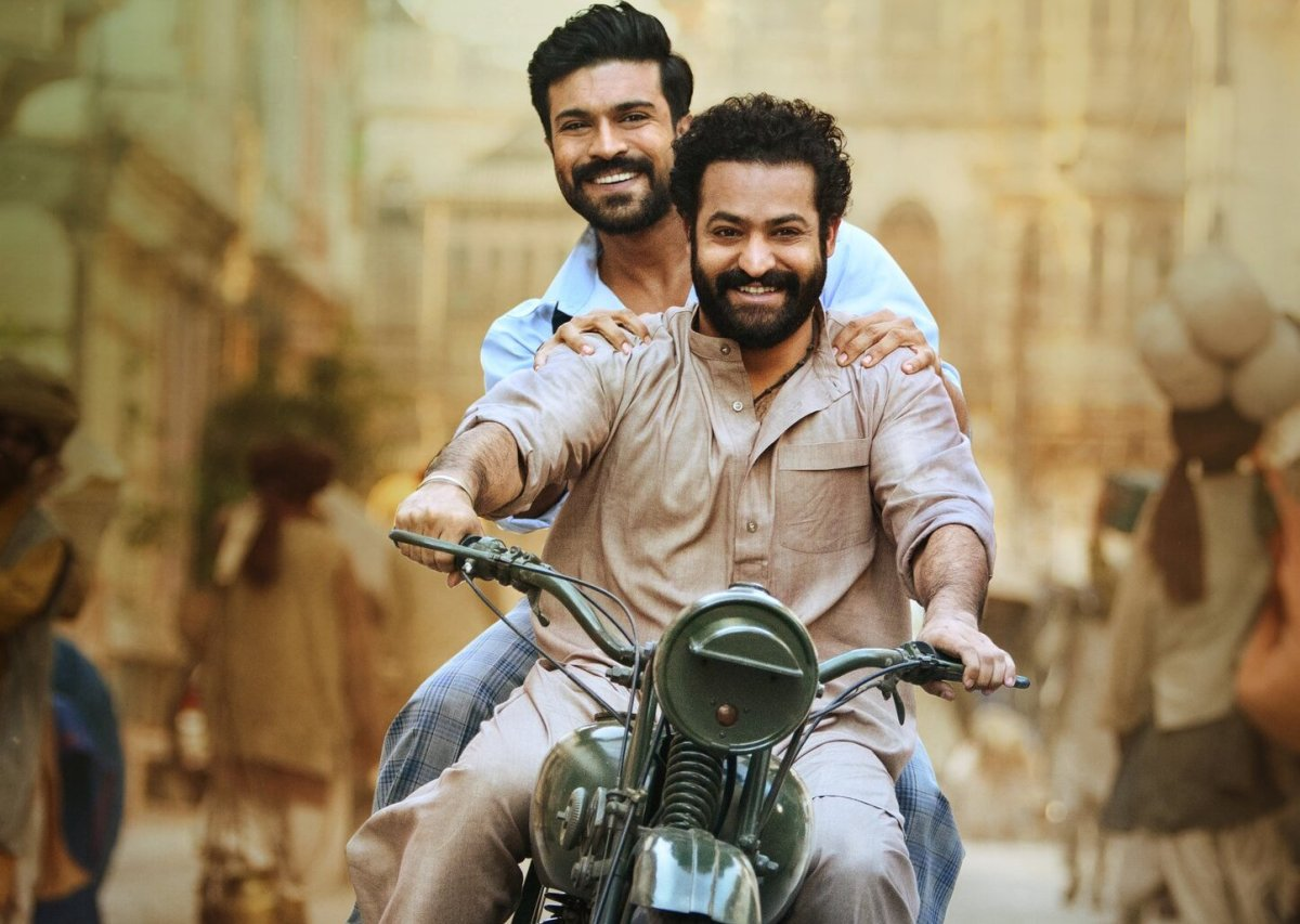 Filmmaker SS Rajamouli's period action movie Rise Roar Revolt ( RRR ) is nearing completion, the makers announced on Tuesday
