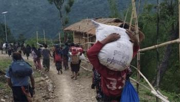 Myanmar Mizoram