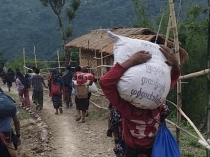 Mizoram group seeks UN intervention in Mindat's political turmoil