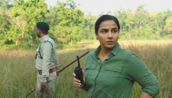India Army honours 'Sherni' by naming military firing range as 'Vidya Balan firing range'