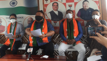 Nagaland BJP commends Centre's extension of free vaccination