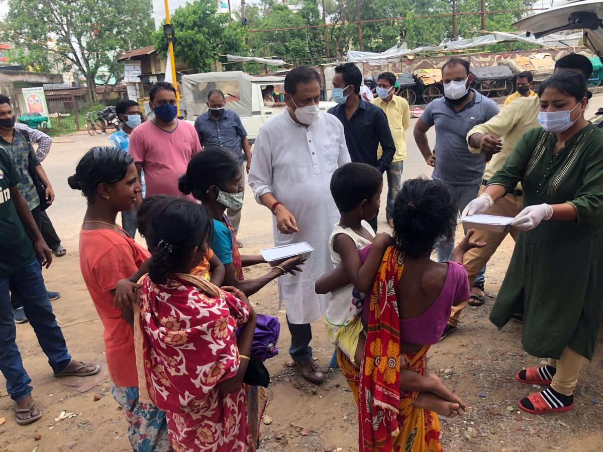 Tripura Congress to gather data of COVID-19 affected families