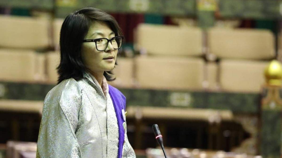 Bhutan's Bongo-Chapcha MP Tshewang Lhamo