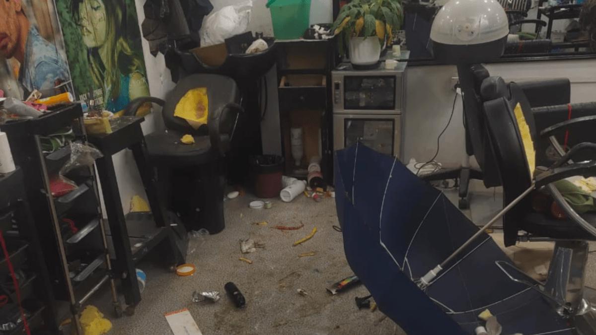 Nagaland: Kohima salon ransacked amid lockdown. Who does that?