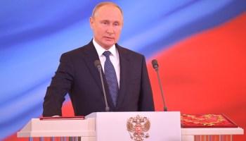Putin India China