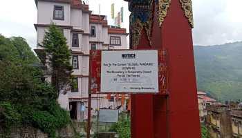 Sikkim: 11 days on, 64 COVID-positive monks return to Gonjang Monastery