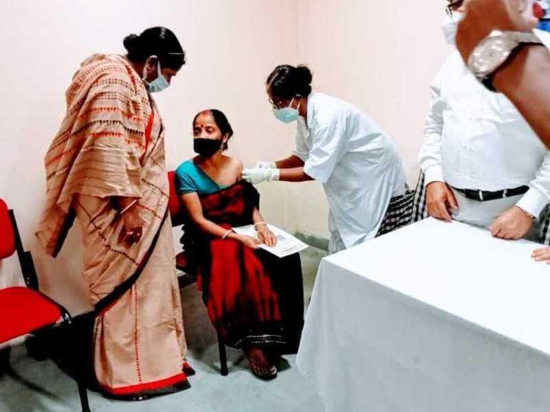73 gram panchayats achieve 100% COVID-19 vaccination in Tripura